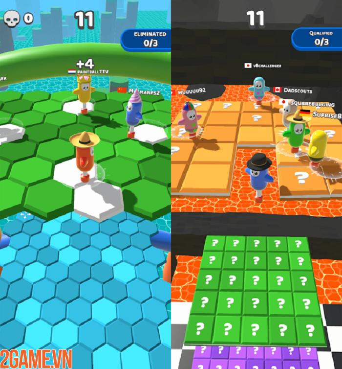Hex Stars - game sinh tồn sở hữu gameplay vui nhộn và kịch tính 3