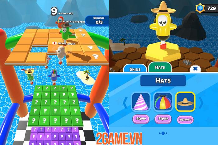 Hex Stars - game sinh tồn sở hữu gameplay vui nhộn và kịch tính 0