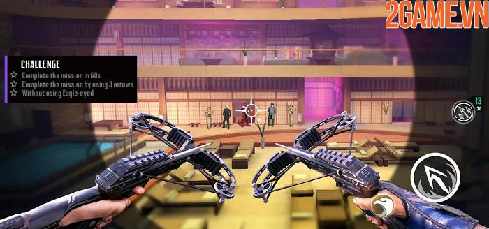 Ninjas Creed - Game FPS nhập vai vào hội sát thủ của xứ sở hoa anh đào 2