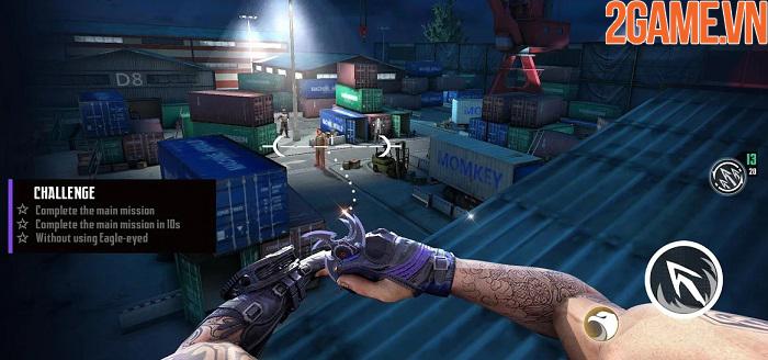 Ninjas Creed - Game FPS nhập vai vào hội sát thủ của xứ sở hoa anh đào 4