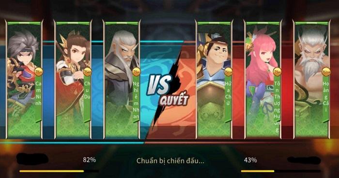 5 lý do không thể bỏ lỡ game Tam Quốc Chiến Chibi HOT HIT sắp ra mắt 6