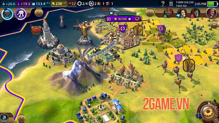 Civilization VI Mobile không đẳng cấp như PC nhưng cũng có nhiều ưu điểm vượt trội 0