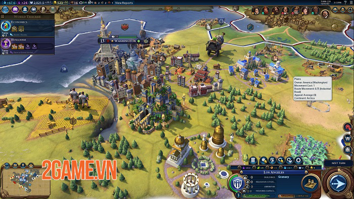 Civilization VI Mobile không đẳng cấp như PC nhưng cũng có nhiều ưu điểm vượt trội 1