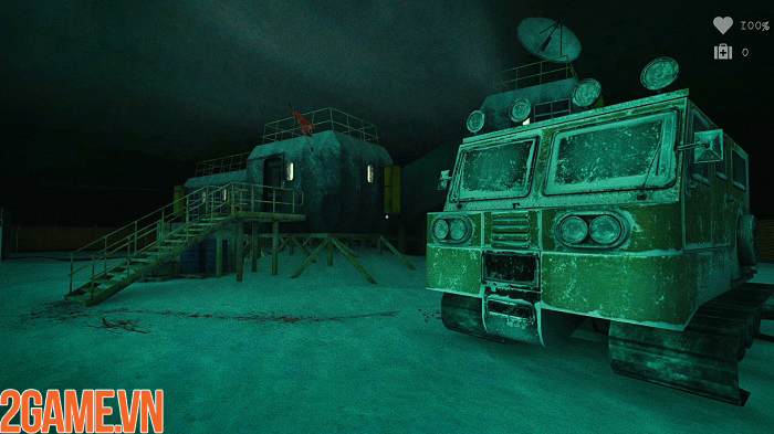 Tham gia hành trình không lối thoát trong siêu phẩm kinh dị Antarctica 88 4