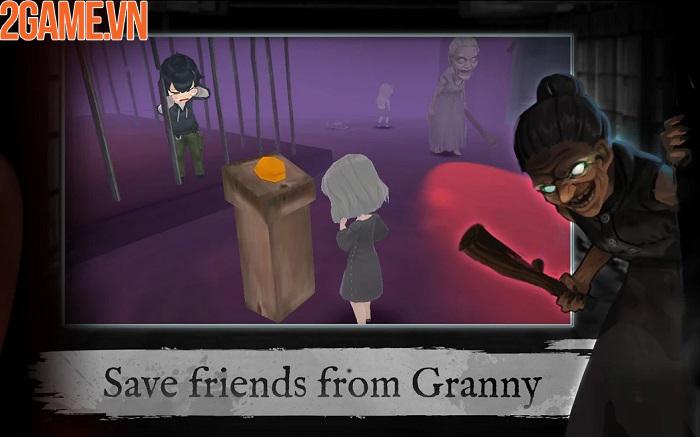 Grannys House - Chơi trốn tìm ú òa cùng lão quái điên loạn đến rợn người 3