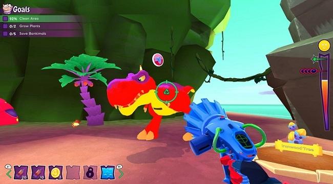 Island Saver – Tựa game phiêu lưu giải trí về làm sạch môi trường