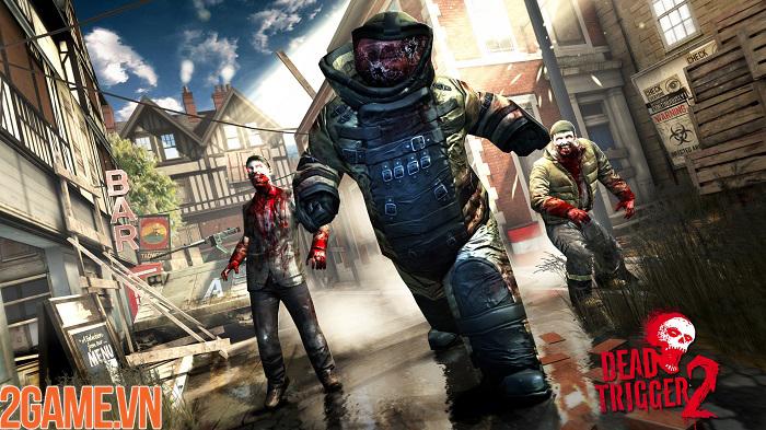 Dead Trigger 2 - Siêu phẩm FPS với cốt truyện đậm chất phiêu lưu bá đạo 0