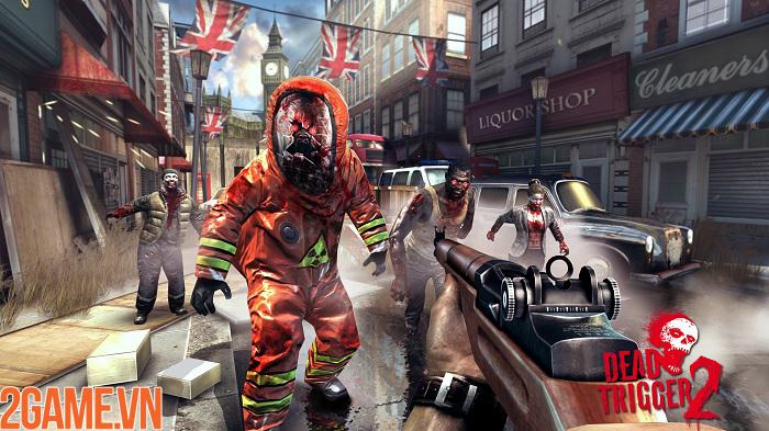 Dead Trigger 2 - Siêu phẩm FPS với cốt truyện đậm chất phiêu lưu bá đạo 3