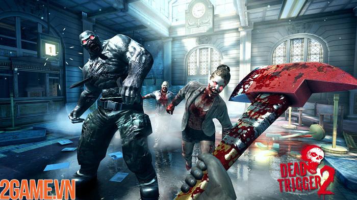 Dead Trigger 2 - Siêu phẩm FPS với cốt truyện đậm chất phiêu lưu bá đạo 4
