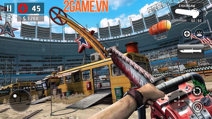 Dead Trigger 2 - Siêu phẩm FPS với cốt truyện đậm chất phiêu lưu bá đạo 1