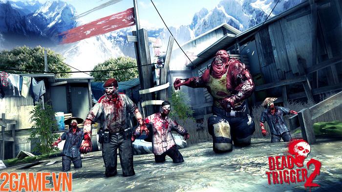 Dead Trigger 2 - Siêu phẩm FPS với cốt truyện đậm chất phiêu lưu bá đạo 6