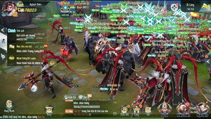 Nghịch Mệnh Sư ra mắt ngày mai - Bước ngoặt của dòng game chiến thuật 3