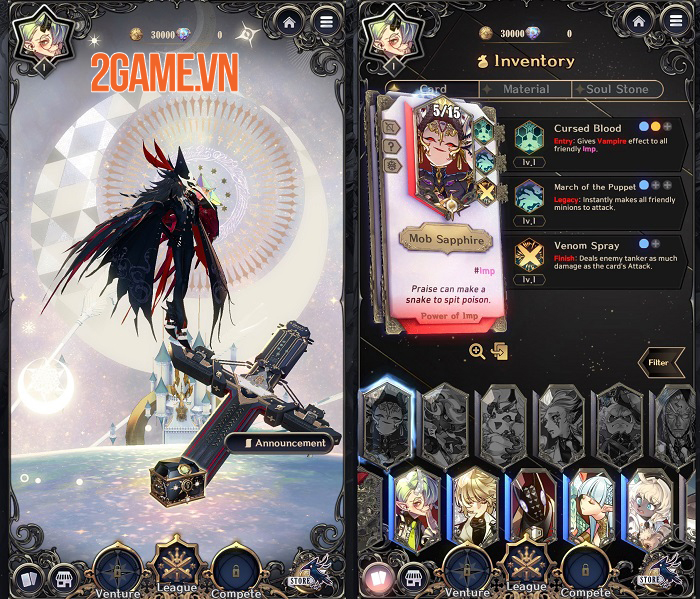 Ravenix - Biến hóa khôn lường cùng các vị hiện thân của thượng thần cổ 1