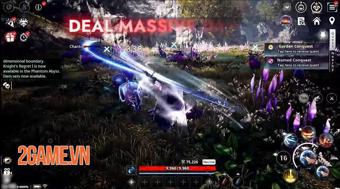MMORPG đa nền tảng V4 giới thiệu chế độ PVP cướp cờ Halidom Rush siêu hấp dẫn 0