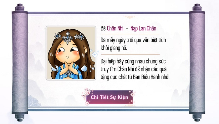 Cộng đồng VLTK Mobile náo loạn truy tìm Chân Nhi nhận phần thưởng hậu hĩnh 2