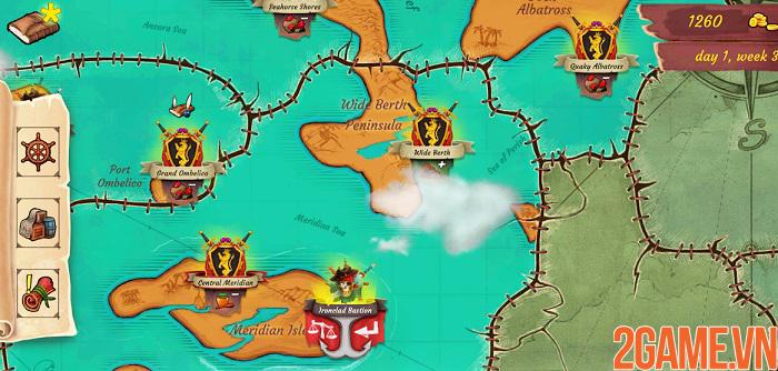Elly and the Ruby Atlas - Hành trình chinh phục đại dương của đại hải tặc 1