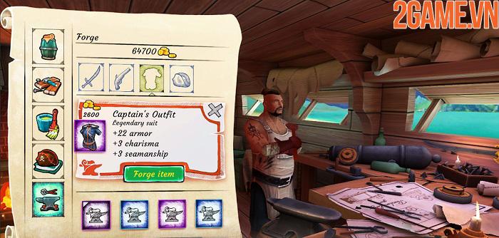 Elly and the Ruby Atlas - Hành trình chinh phục đại dương của đại hải tặc 5