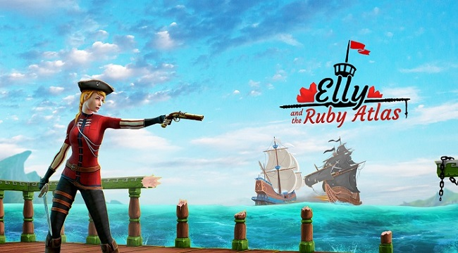 Elly and the Ruby Atlas – Hành trình chinh phục đại dương của đại hải tặc