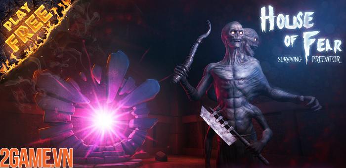 House of Fear - Lạc vào biệt thự quỷ ám và khám phá bí mật kinh người 0