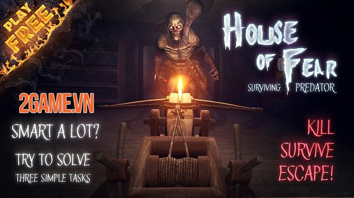 House of Fear - Lạc vào biệt thự quỷ ám và khám phá bí mật kinh người 2