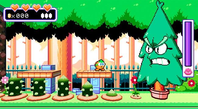 Game retro platformer Rog and Roll sắp ra mắt trên nền tảng mobile