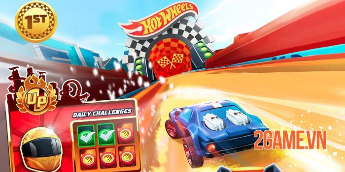 Hot Wheels Unlimited - Game đua xe cho phép người chơi tự tạo đường đua riêng 0