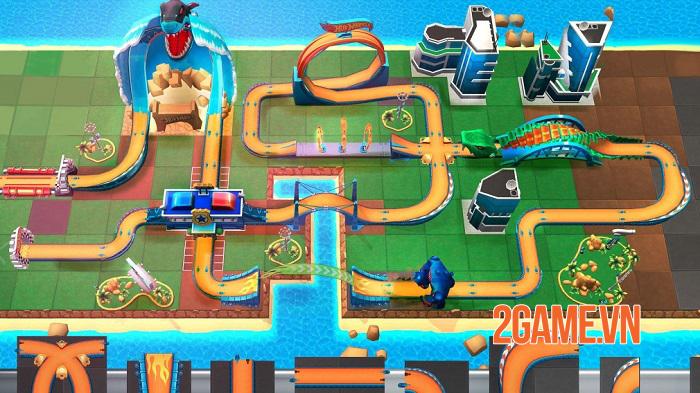 Hot Wheels Unlimited - Game đua xe cho phép người chơi tự tạo đường đua riêng 1