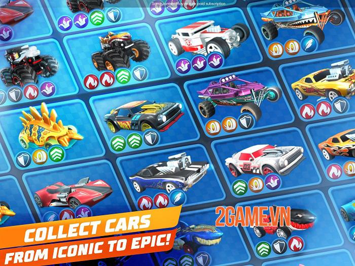 Hot Wheels Unlimited - Game đua xe cho phép người chơi tự tạo đường đua riêng 3