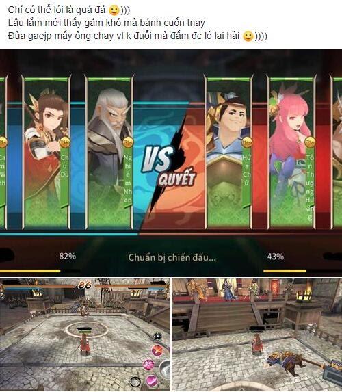 Tuyệt Đỉnh PK Tam Quốc Chiến Chibi chính thức trình làng game Việt 8
