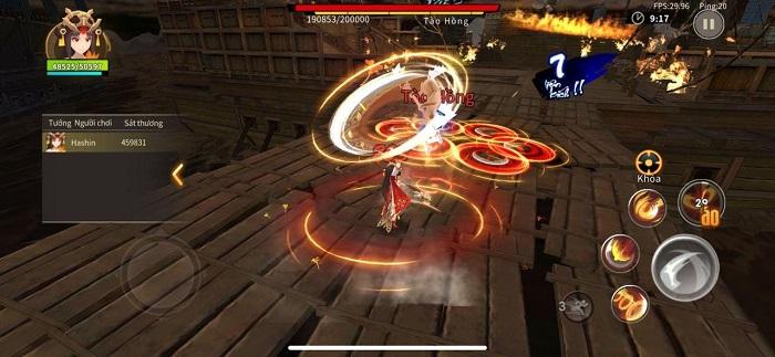 Tuyệt Đỉnh PK Tam Quốc Chiến Chibi chính thức trình làng game Việt 4