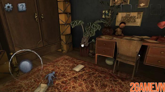 Trốn chạy khỏi kẻ bắt cóc đáng sợ và kỳ dị trong game Unlucky postman 3