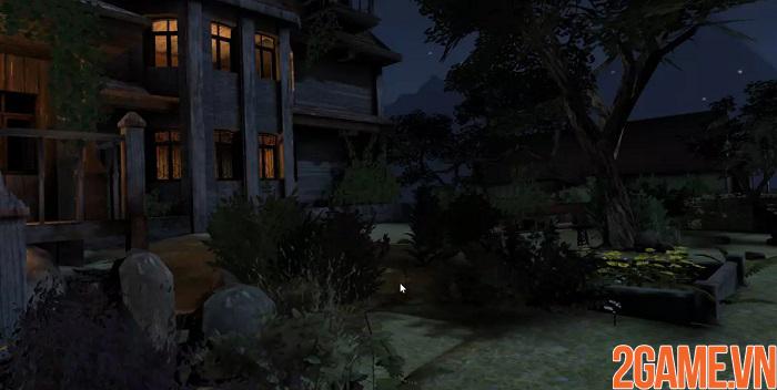 Trốn chạy khỏi kẻ bắt cóc đáng sợ và kỳ dị trong game Unlucky postman 5