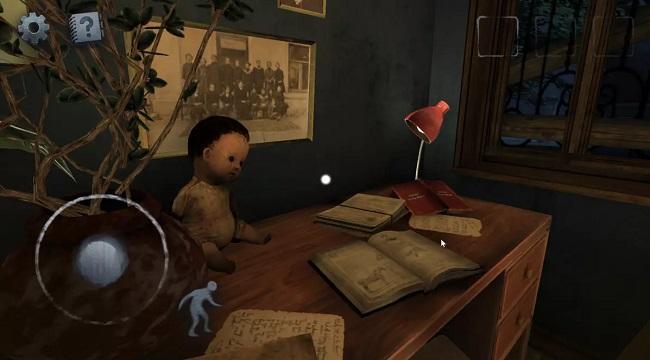 Trốn chạy khỏi kẻ bắt cóc đáng sợ và kỳ dị trong game Unlucky postman