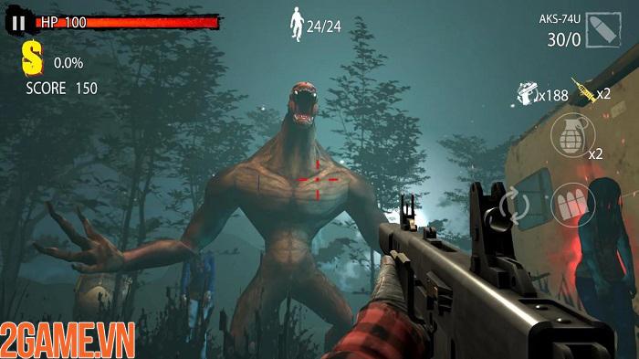 Zombie Hunter D-Day - Cuộc đổ bộ đầy đẫm máu của thây ma 4
