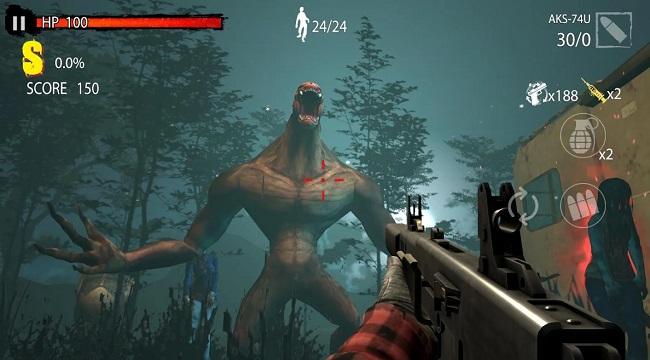 Zombie Hunter D-Day – Cuộc đổ bộ đầy đẫm máu của thây ma