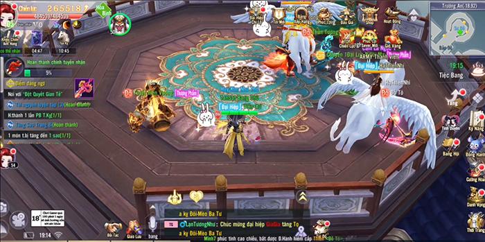 Thiên Ngoại Giang Hồ và những ký ức về dòng game Võ Lâm đời đầu 2
