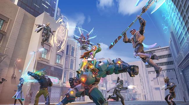 Cyber Era – Game chiến thuật sử dụng viễn cảnh kỷ nguyên người máy