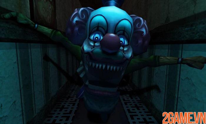 Haunted Circus 3D - Khám phá rạp xiếc ma quái đầy sự ám ảnh khiếp đảm 1