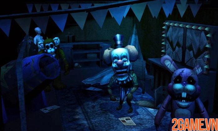 Haunted Circus 3D - Khám phá rạp xiếc ma quái đầy sự ám ảnh khiếp đảm 4