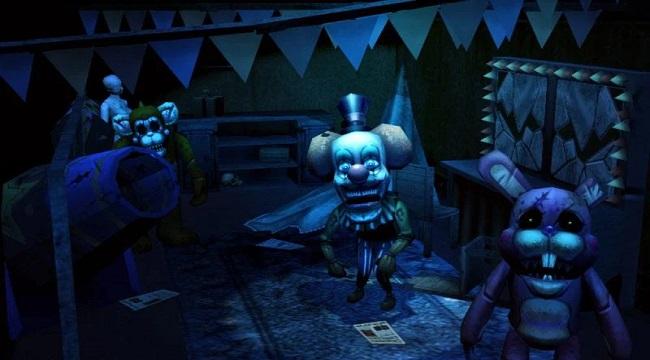 Haunted Circus 3D – Khám phá rạp xiếc ma quái đầy sự ám ảnh khiếp đảm