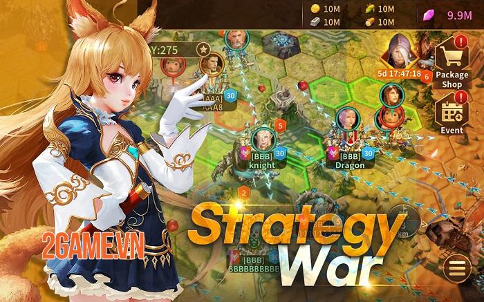 Hiện đã mở đăng ký trước trên toàn thế giới cho TERA: Endless War 0