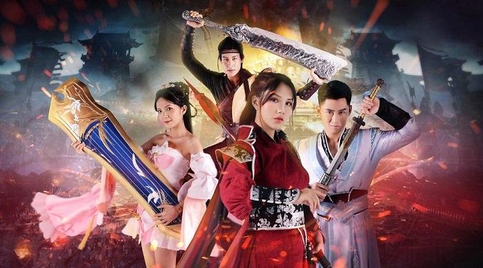Hàng loạt hot face và cao thủ võ lâm tề tựu về Thiên Ngoại Giang Hồ chờ ra mắt 5