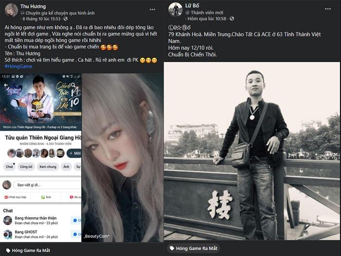 Hàng loạt hot face và cao thủ võ lâm tề tựu về Thiên Ngoại Giang Hồ chờ ra mắt 6