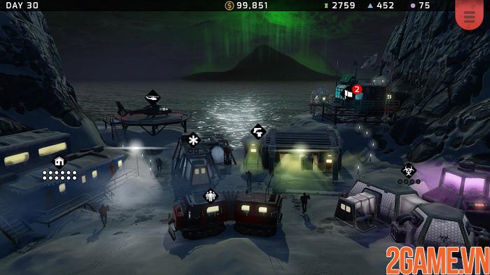 Xenowerk Tactics - Diệt trừ các quái vật của đại thảm họa vũ khí hóa học 0