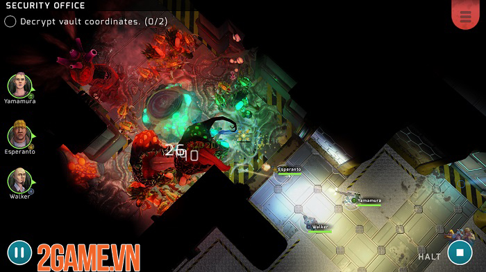 Xenowerk Tactics - Diệt trừ các quái vật của đại thảm họa vũ khí hóa học 3