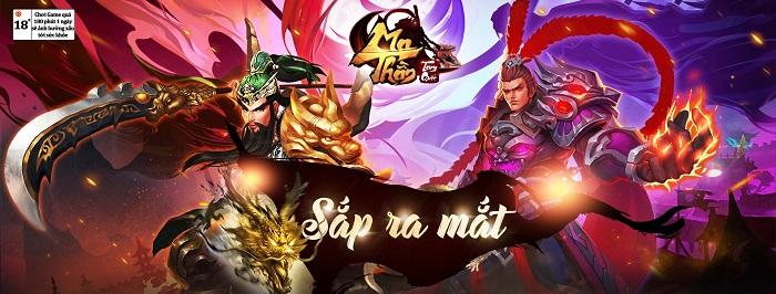 Ma Thần Tam Quốc ấn định thời gian ra mắt cộng đồng game thủ Việt 0