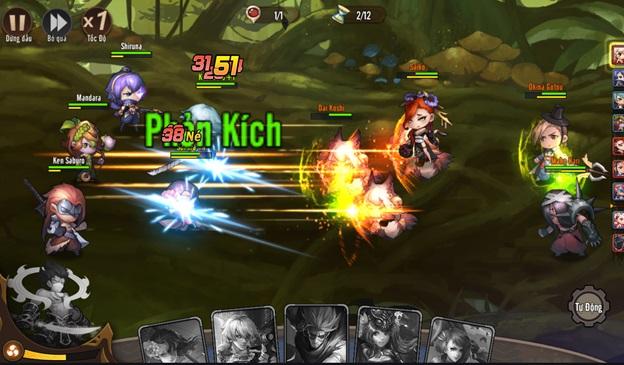 Game chiến thuật Nhật Nhẫn Giả Mobile tặng 1000 giftcode mừng ra mắt 2