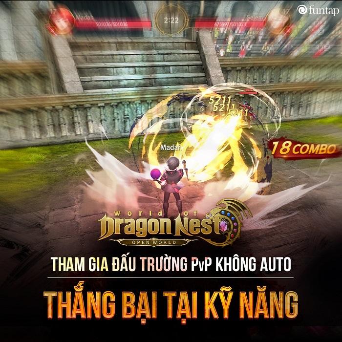 World of Dragon Nest sẽ gây không ít sóng gió cho 'triều đại' game kiếm hiệp 3