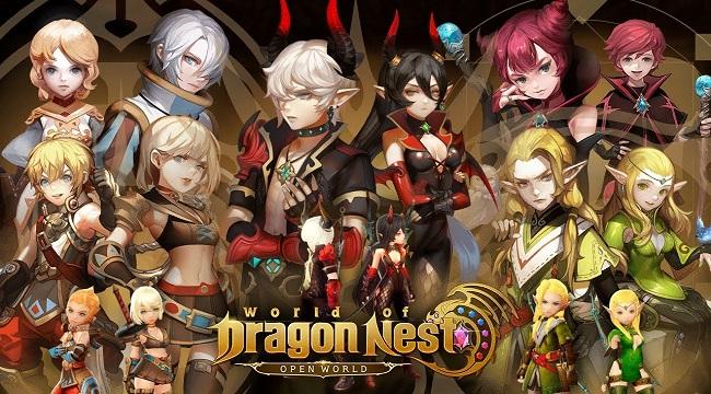 World of Dragon Nest sẽ gây không ít sóng gió cho 'triều đại' game kiếm hiệp