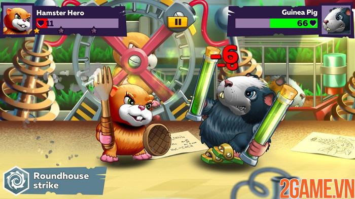 Hamsters: Fight for Freedom - Tưng bừng cùng đội quân chuột nhí 1